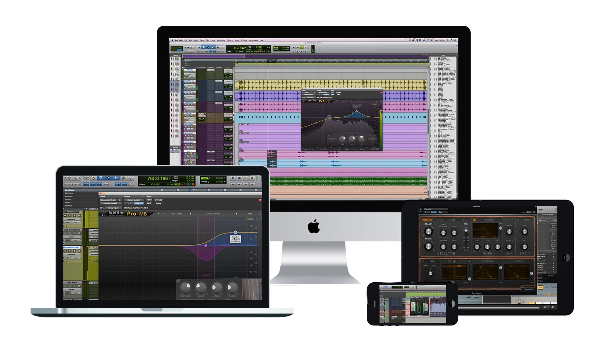 Pro Audio Files On Demand 3 Devices
