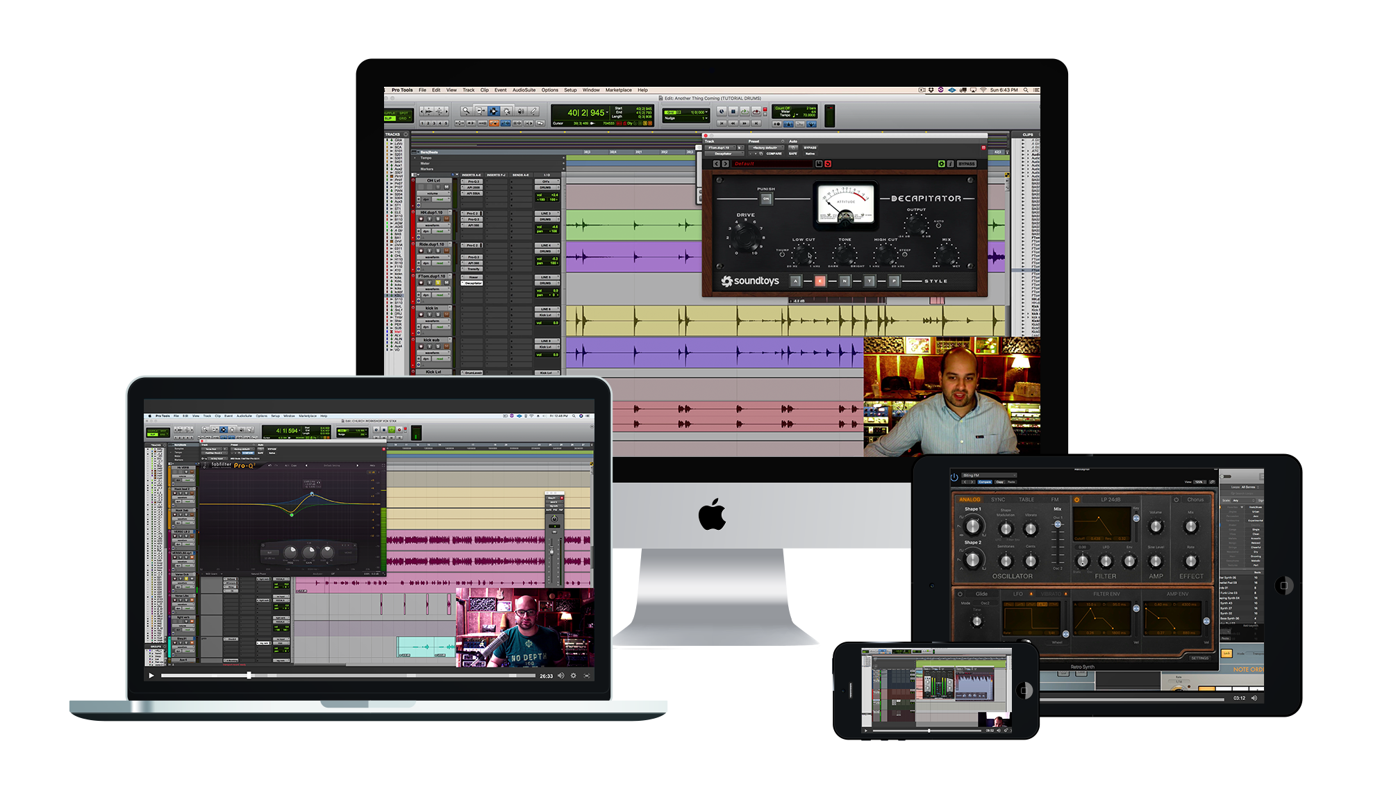 Pro Audio Files On Demand Devices 4